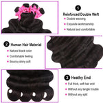 Load image into Gallery viewer, 4 Bundles 400 Grams Indian Body Wave Hair - monaveli -  - 4 Bundles 400 Grams Indian Body Wave Hair - mymonaveli.com