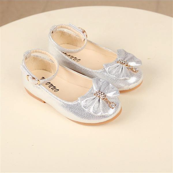 Kid's bow shoe - monaveli - kids - Kid's bow shoe - mymonaveli.com