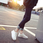 Load image into Gallery viewer, Spring thick white casual sneakers - monaveli - shoes - Spring thick white casual sneakers - mymonaveli.com