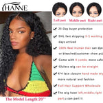 Load image into Gallery viewer, Brazilian Curly Lace Closure Wig - monaveli -  - Brazilian Curly Lace Closure Wig - mymonaveli.com