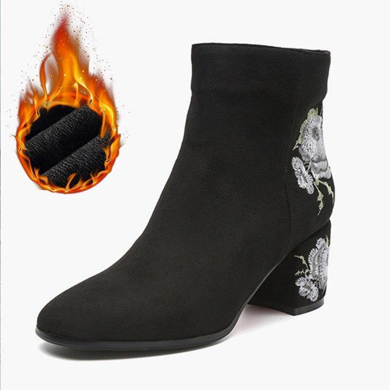 MCCKLE Ankle Boot For Women - monaveli -  - eprolo MCCKLE Ankle Boot For Women - mymonaveli.com