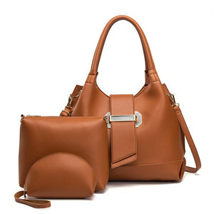 Luxury Crossbody Handbag Set - monaveli - bag - Luxury Crossbody Handbag Set - mymonaveli.com