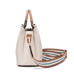 Load image into Gallery viewer, Three-layer contrast handbag - monaveli - bag - Three-layer contrast handbag - mymonaveli.com