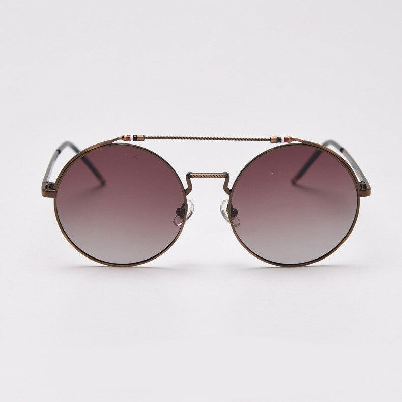 Polarized Round Punk Sunglass - monaveli -  - Polarized Round Punk Sunglass - mymonaveli.com