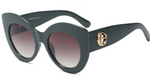Load image into Gallery viewer, Luxury cat eye sunglass - monaveli - eyewear - Luxury cat eye sunglass - mymonaveli.com