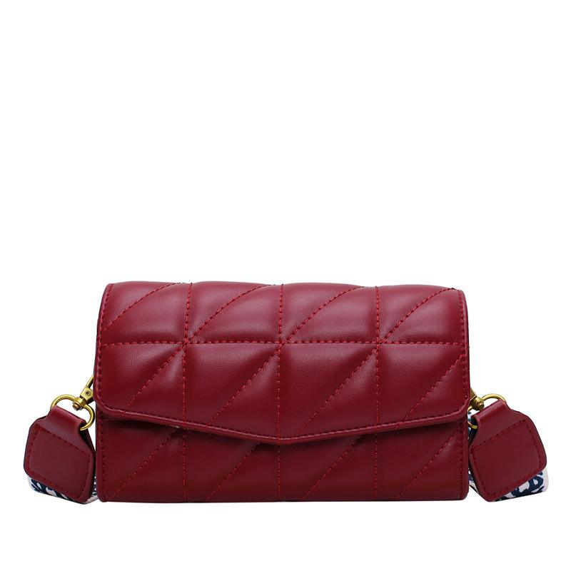 Wide shoulder strap bag - monaveli - bag - Wide shoulder strap bag - mymonaveli.com