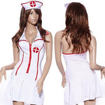 Load image into Gallery viewer, Women's Sexy Role Play Nurse Uniform