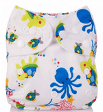Load image into Gallery viewer, Baby diaper pants - monaveli - kids - Baby diaper pants - mymonaveli.com