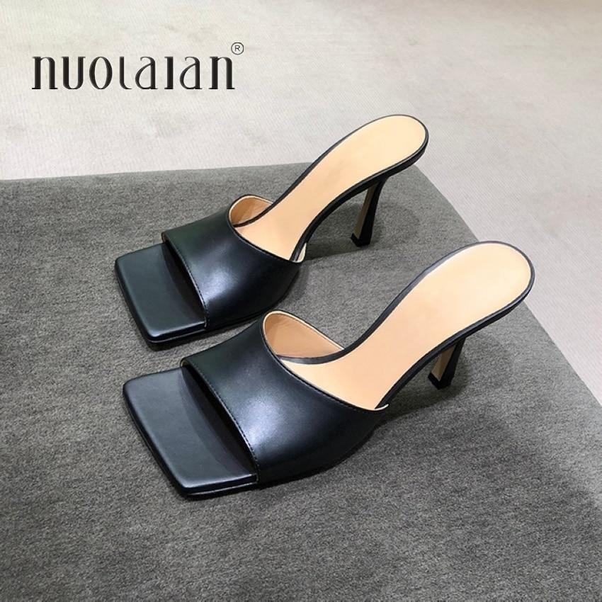 Women's Square Toe Sandals - monaveli -  - eprolo Women's Square Toe Sandals - mymonaveli.com