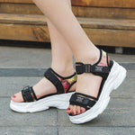 Load image into Gallery viewer, Summer Women's Chunky Sandals - monaveli -  - Summer Women's Chunky Sandals - mymonaveli.com