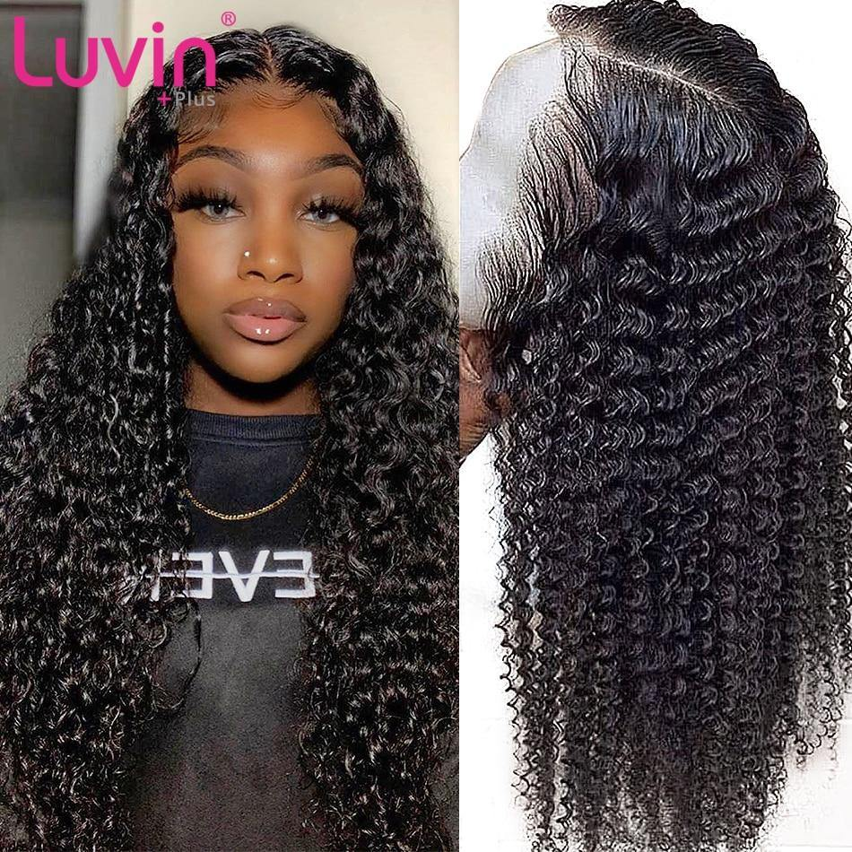 Deep Wave 150 Density Lace Front - monaveli -  - eprolo Deep Wave 150 Density Lace Front - mymonaveli.com