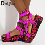 Load image into Gallery viewer, DORATASIA Luxury Design Sandals - monaveli -  - DORATASIA Luxury Design Sandals - mymonaveli.com
