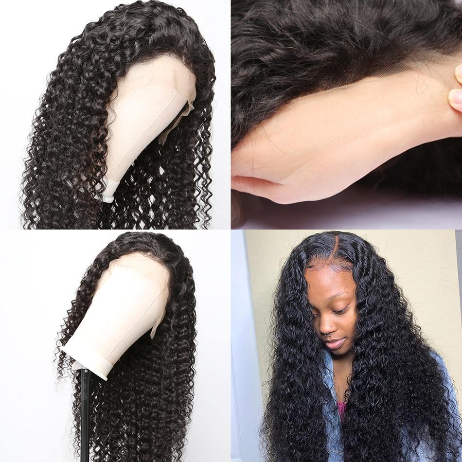 Deep Wave 150 Density Lace Front - monaveli -  - Deep Wave 150 Density Lace Front - mymonaveli.com
