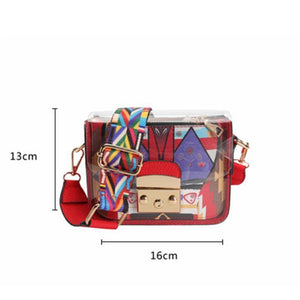 Ladies Shoulder Messenger Bag