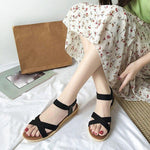 Load image into Gallery viewer, Elastic ankle strap Sandals - monaveli -  - eprolo Elastic ankle strap Sandals - mymonaveli.com