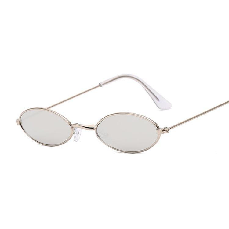 Retro Small Oval Sunglass - monaveli -  - Retro Small Oval Sunglass - mymonaveli.com