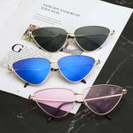 Load image into Gallery viewer, New Triangle Women's Sunglass - monaveli -  - eprolo New Triangle Women's Sunglass - mymonaveli.com