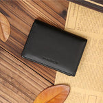 Load image into Gallery viewer, Men's Faux Leather Wallet - monaveli - Wallets - Men's Faux Leather Wallet - mymonaveli.com