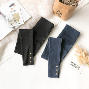 Denim jeans leggings