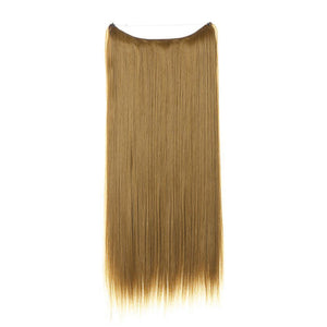 Synthetic Ombre Hair Extension Invisible Wire - monaveli -  - Synthetic Ombre Hair Extension Invisible Wire - mymonaveli.com