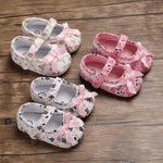 Load image into Gallery viewer, Princess Floral Baby Cotton Shoe