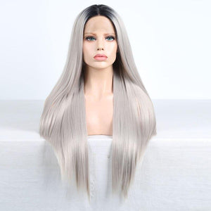 Synthetic Heat Resistant Wig - monaveli -  - Synthetic Heat Resistant Wig - mymonaveli.com