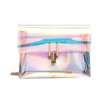 Load image into Gallery viewer, Laser Transparent Crossbody Bag - monaveli - bag - Laser Transparent Crossbody Bag - mymonaveli.com