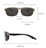 Load image into Gallery viewer, Polarized driving sunglass