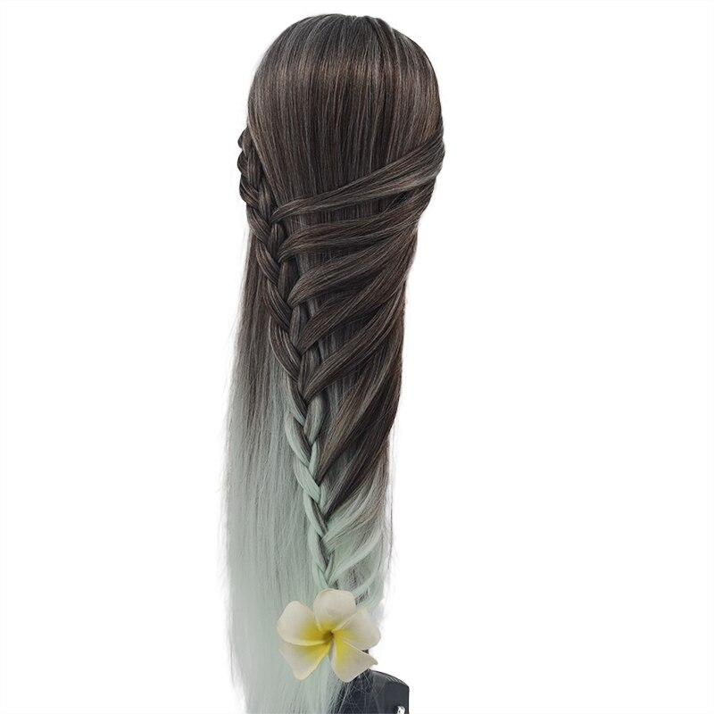 Colorful Fiber Hair Extension - monaveli -  - Colorful Fiber Hair Extension - mymonaveli.com