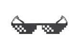 Load image into Gallery viewer, Mozaic coded pixel sunglass