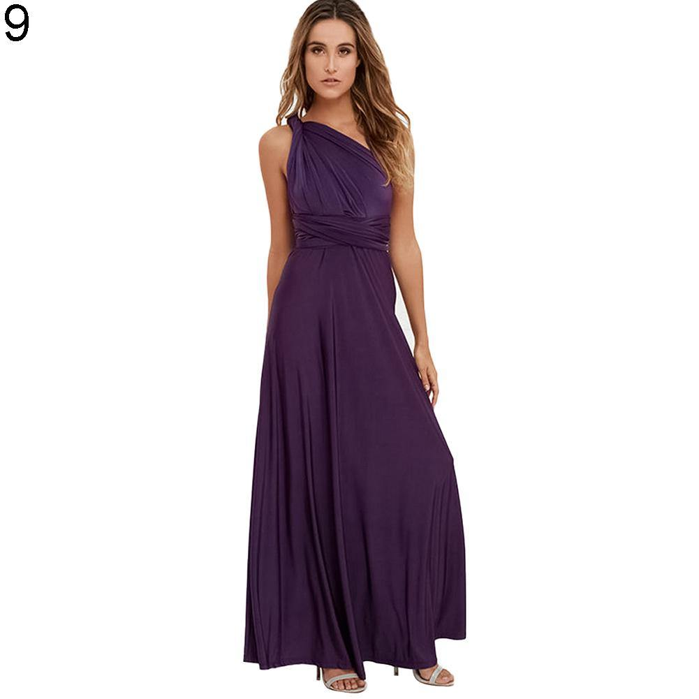 Sexy Convertible Multiway Wrap Bandage Maxi Long Dress - monaveli - Casual Dresses - Sexy Convertible Multiway Wrap Bandage Maxi Long Dress - mymonaveli.com