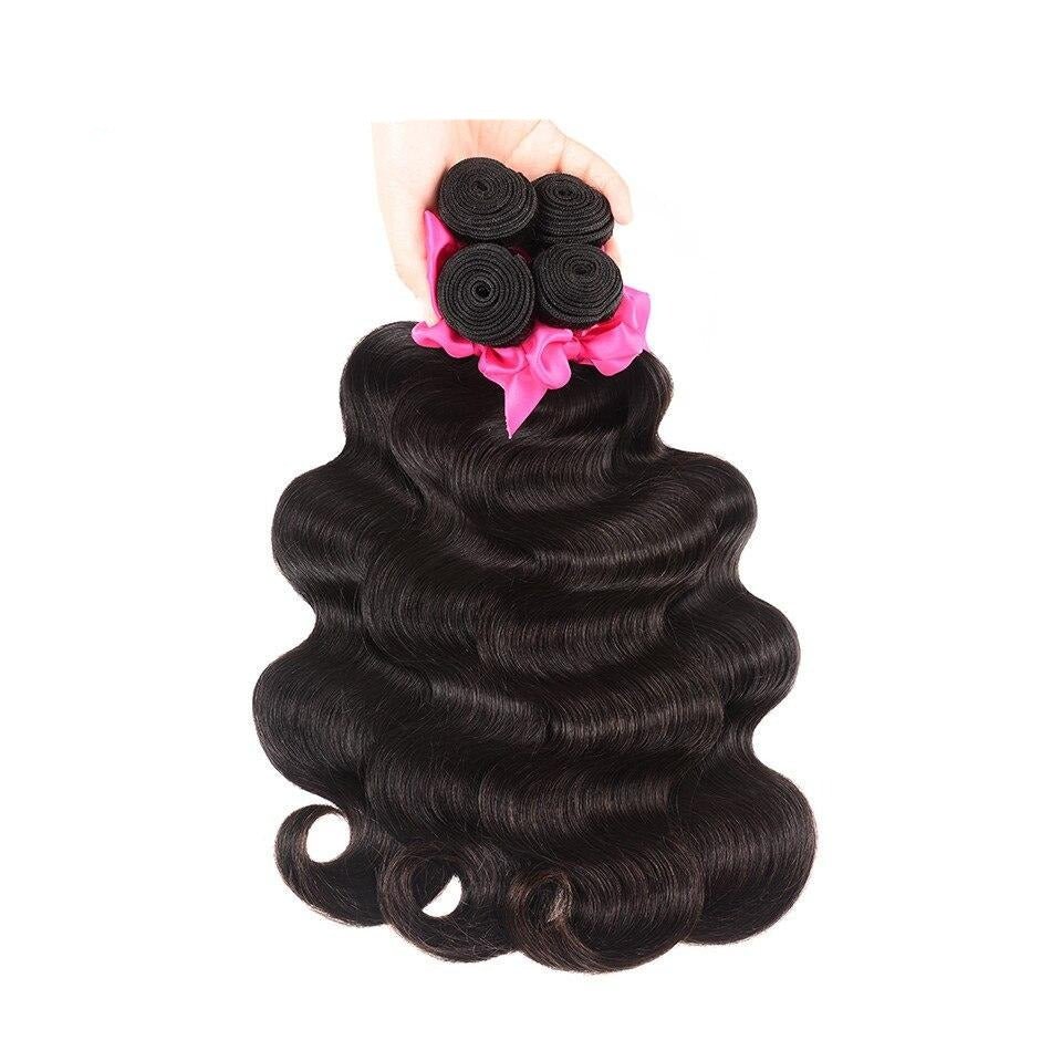 4 Bundles 400 Grams Indian Body Wave Hair - monaveli -  - 4 Bundles 400 Grams Indian Body Wave Hair - mymonaveli.com