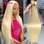 Load image into Gallery viewer, Blonde Brazilian Hair Bundles - monaveli -  - eprolo Blonde Brazilian Hair Bundles - mymonaveli.com
