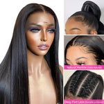 Load image into Gallery viewer, Straight Glueless Lace Front Hair