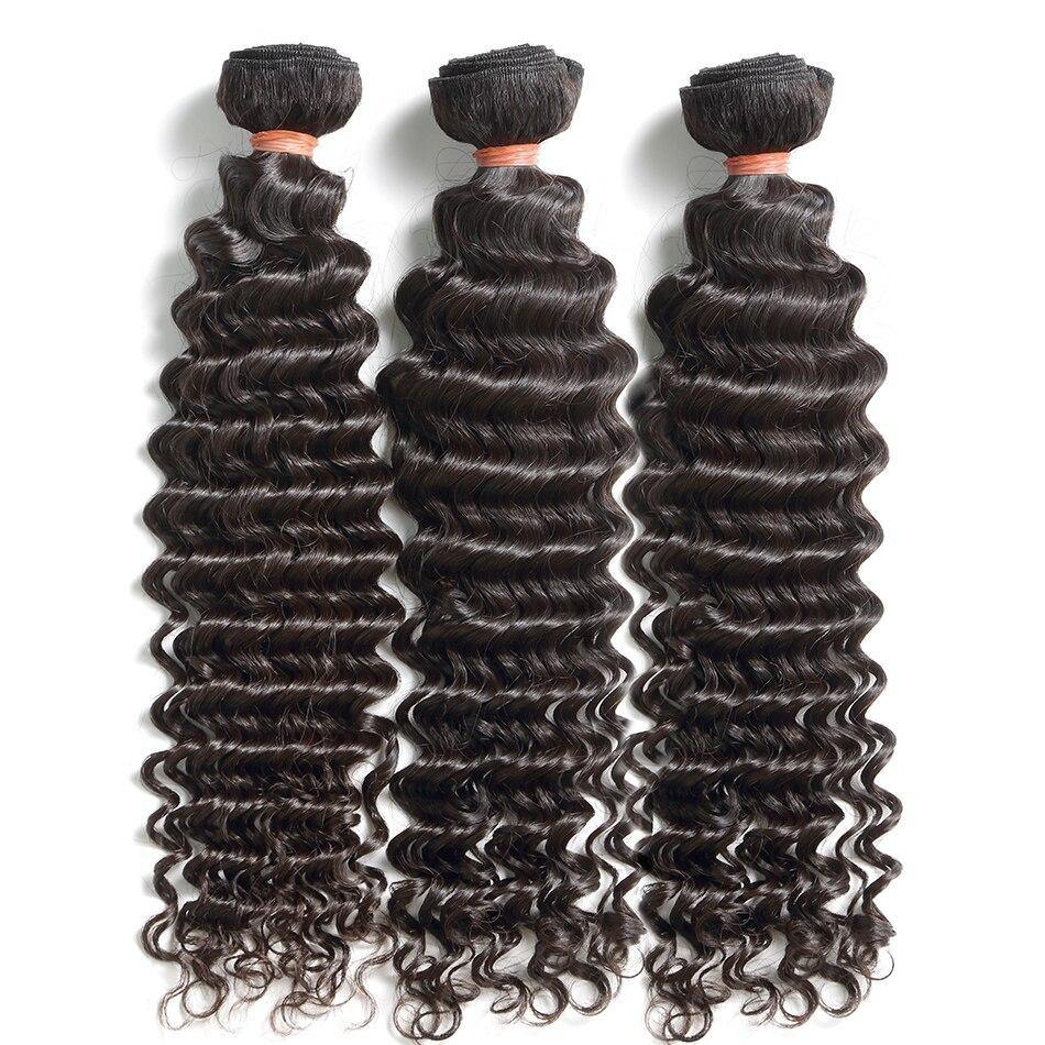 Brazilian Deep Wave Hair Bundles - monaveli -  - Brazilian Deep Wave Hair Bundles - mymonaveli.com