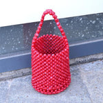 Load image into Gallery viewer, Women's Summer Beaded Handbag