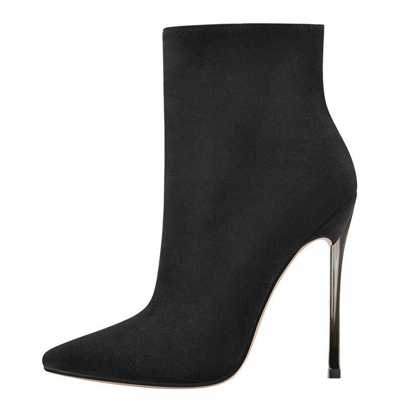 Women's Pointed Toe Shoe - monaveli -  - Women's Pointed Toe Shoe - mymonaveli.com