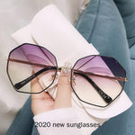 Load image into Gallery viewer, Polygon Fashion Sunglass - monaveli -  - Polygon Fashion Sunglass - mymonaveli.com