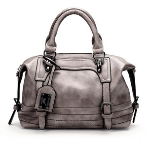 European leather diagonal handbag - monaveli -  - eprolo European leather diagonal handbag - mymonaveli.com