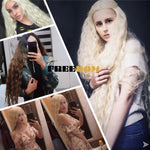 Load image into Gallery viewer, Synthetic Lace Front 40 Inch Wig