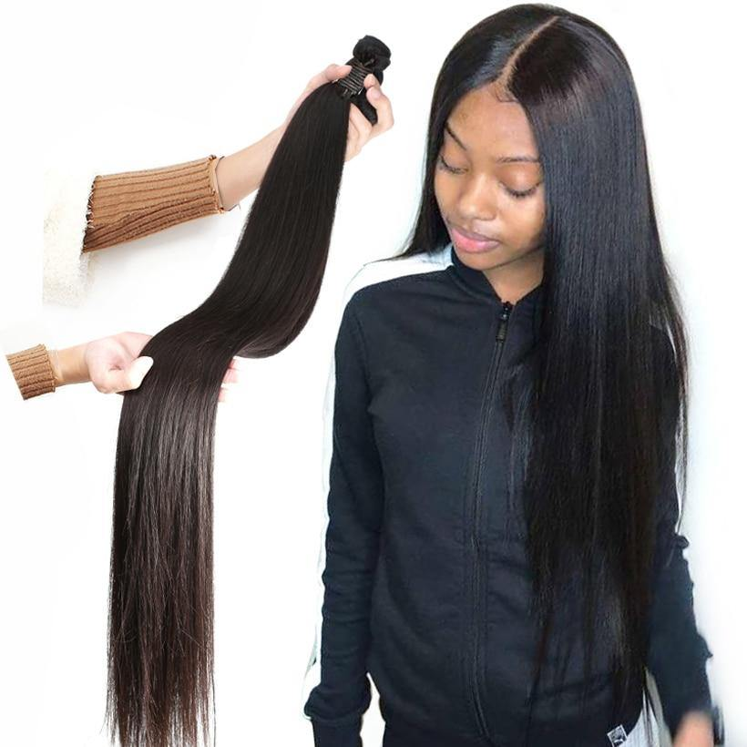 Brazilian Straight Hair Bundles - monaveli -  - Brazilian Straight Hair Bundles - mymonaveli.com