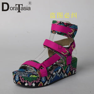 DORATASIA Luxury Design Sandals - monaveli -  - DORATASIA Luxury Design Sandals - mymonaveli.com