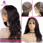 Load image into Gallery viewer, Full Lace Wigs With Baby Hair