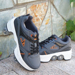 Load image into Gallery viewer, Walk and Skate Sneakers - monaveli -  - Walk and Skate Sneakers - mymonaveli.com