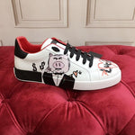 Load image into Gallery viewer, Women's Casual Graffiti Flats - monaveli -  - Women's Casual Graffiti Flats - mymonaveli.com