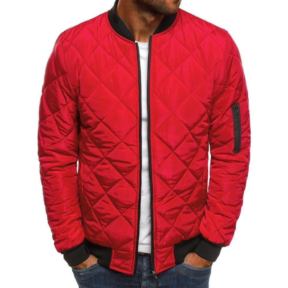 Men's Casual Parkas Jacket - monaveli -  - Men's Casual Parkas Jacket - mymonaveli.com