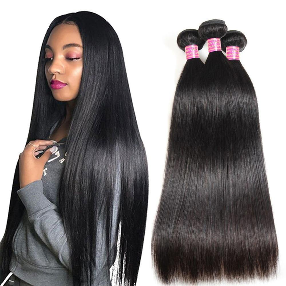 Malaysian Bone Straight Human Hair Bundle - monaveli -  - Malaysian Bone Straight Human Hair Bundle - mymonaveli.com