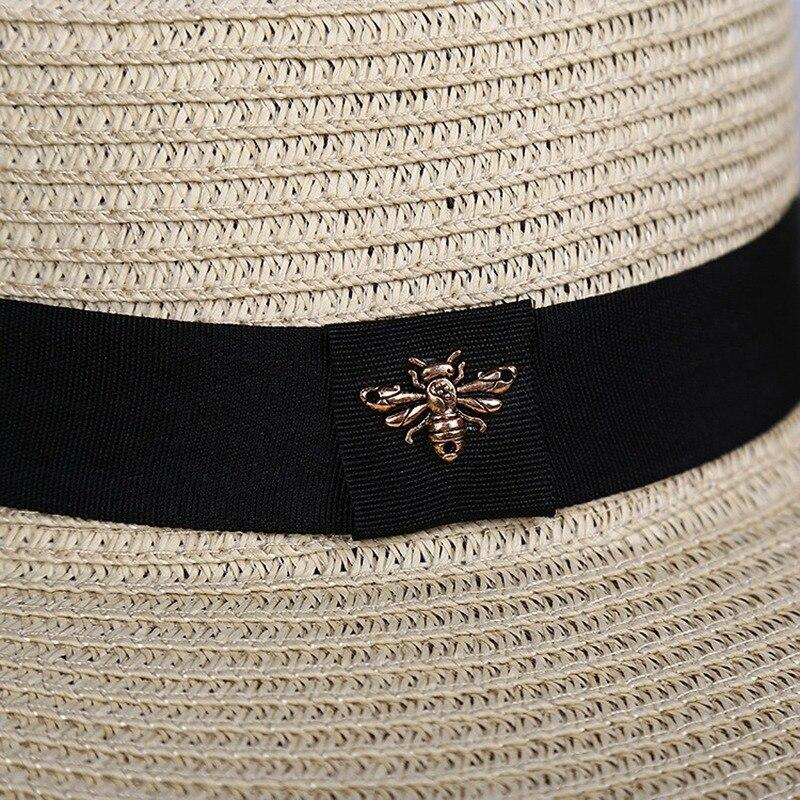 Small Bee Straw Hats - monaveli -  - Small Bee Straw Hats - mymonaveli.com