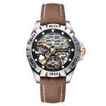 Load image into Gallery viewer, Automatic Mechanical  Stainless Steel Watch - monaveli -  - Automatic Mechanical  Stainless Steel Watch - mymonaveli.com