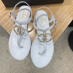 Load image into Gallery viewer, Women's Jelly Sandals - monaveli -  - Women's Jelly Sandals - mymonaveli.com